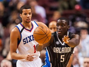 Oladipo y Carter-Williams, duelo de triples-dobles