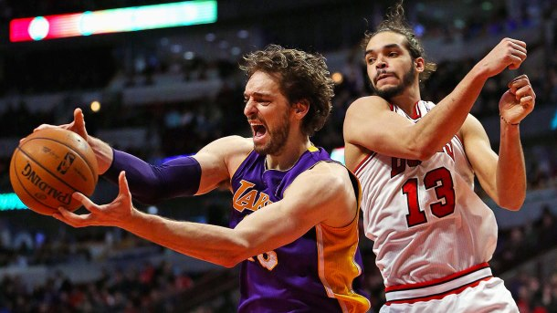 Los Angeles Lakers v Chicago Bulls